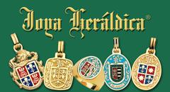joyeria heraldica apellidos oro plata